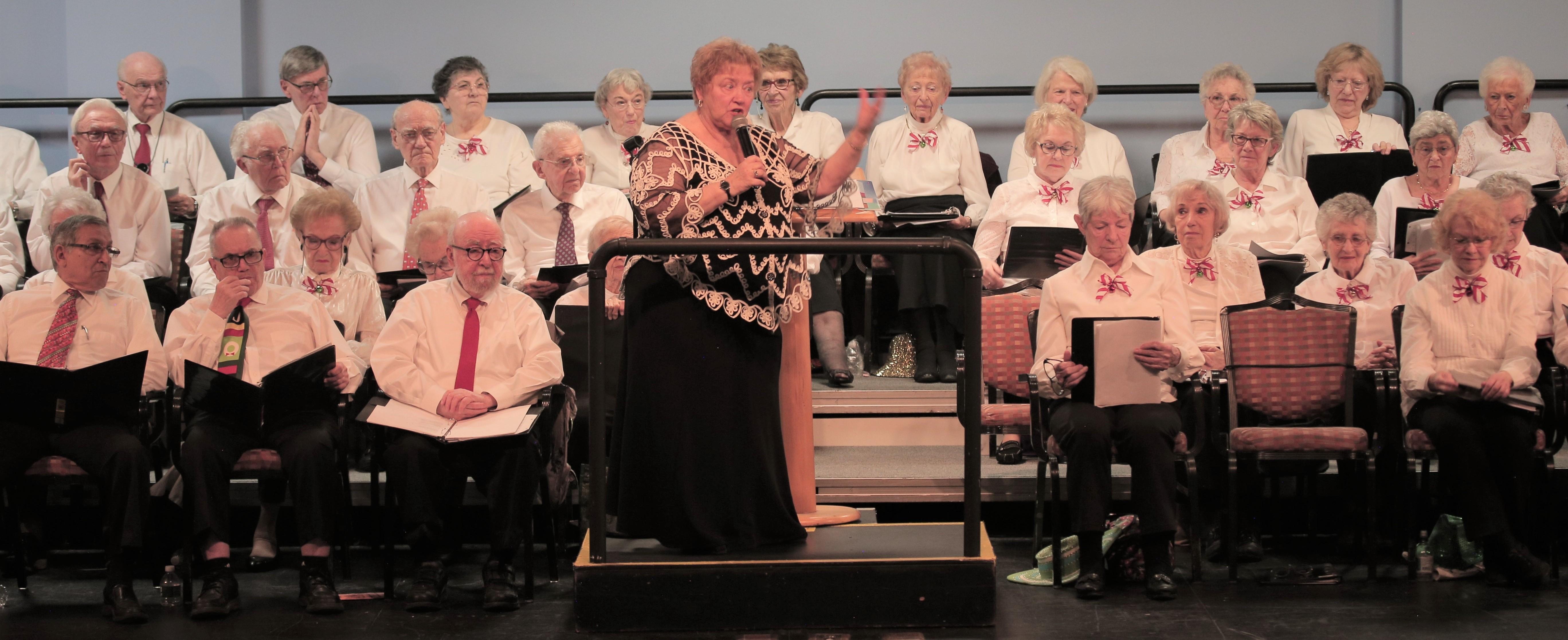 Cedar Crest Singers Perform Holiday Concert