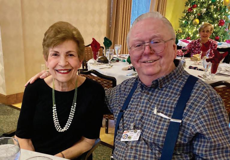 'Living the perfect retirement' at Fox Run
