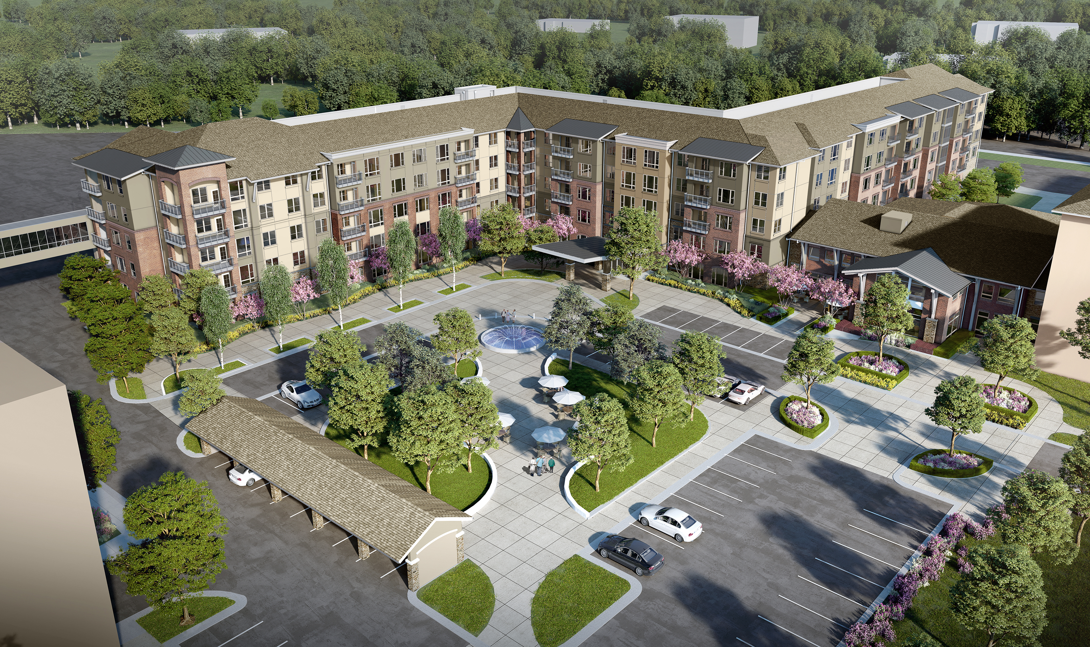 Tallgrass Creek Adds New Building to Meet Demand for Active Retirement Lifestyle