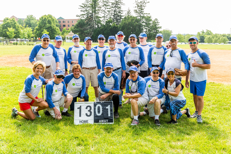 Charlestown Embraces Wellness at Softball Tournament