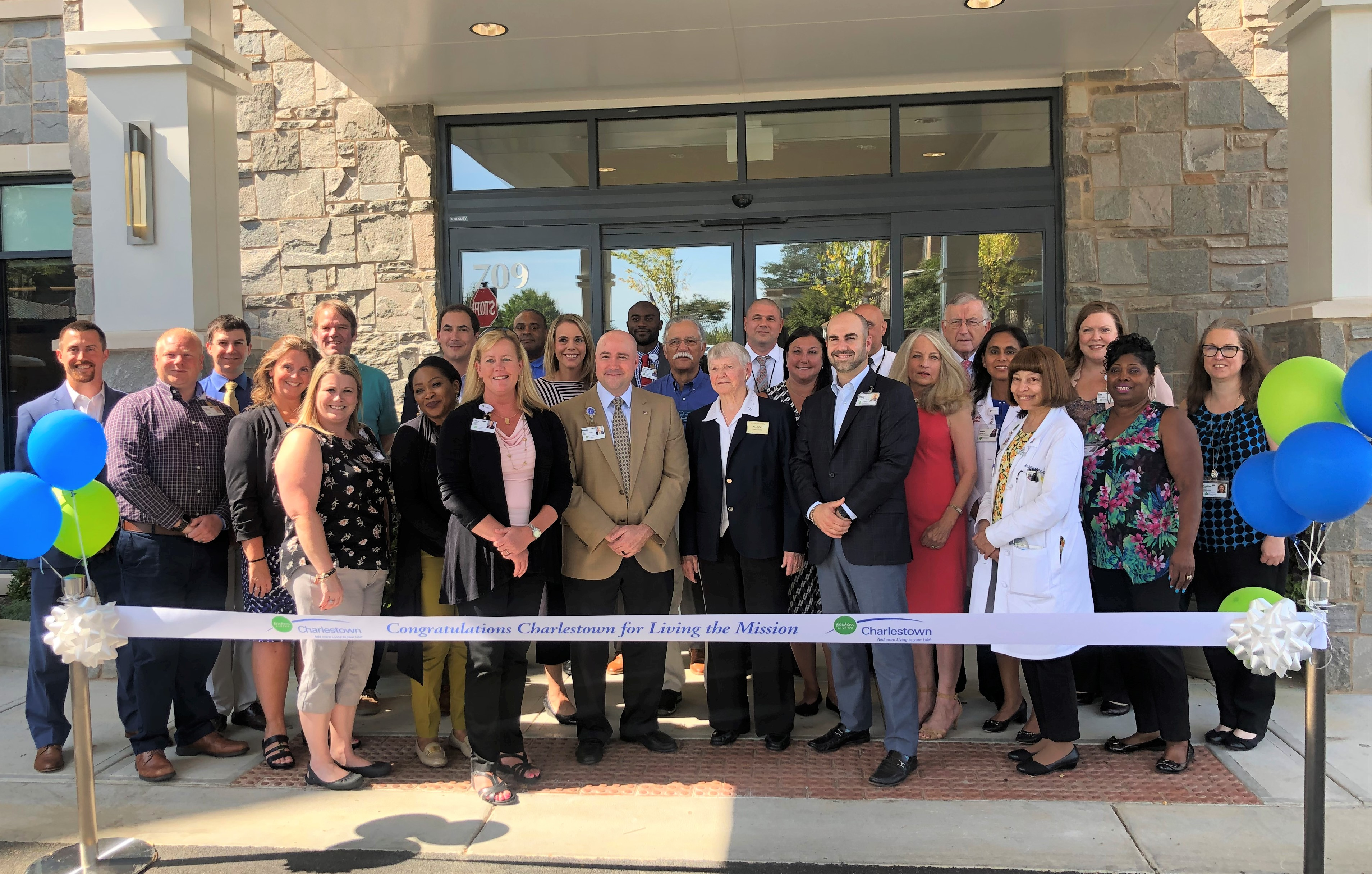 Charlestown Setting the Standard in Senior Health Care with Opening of Wilton Overlook